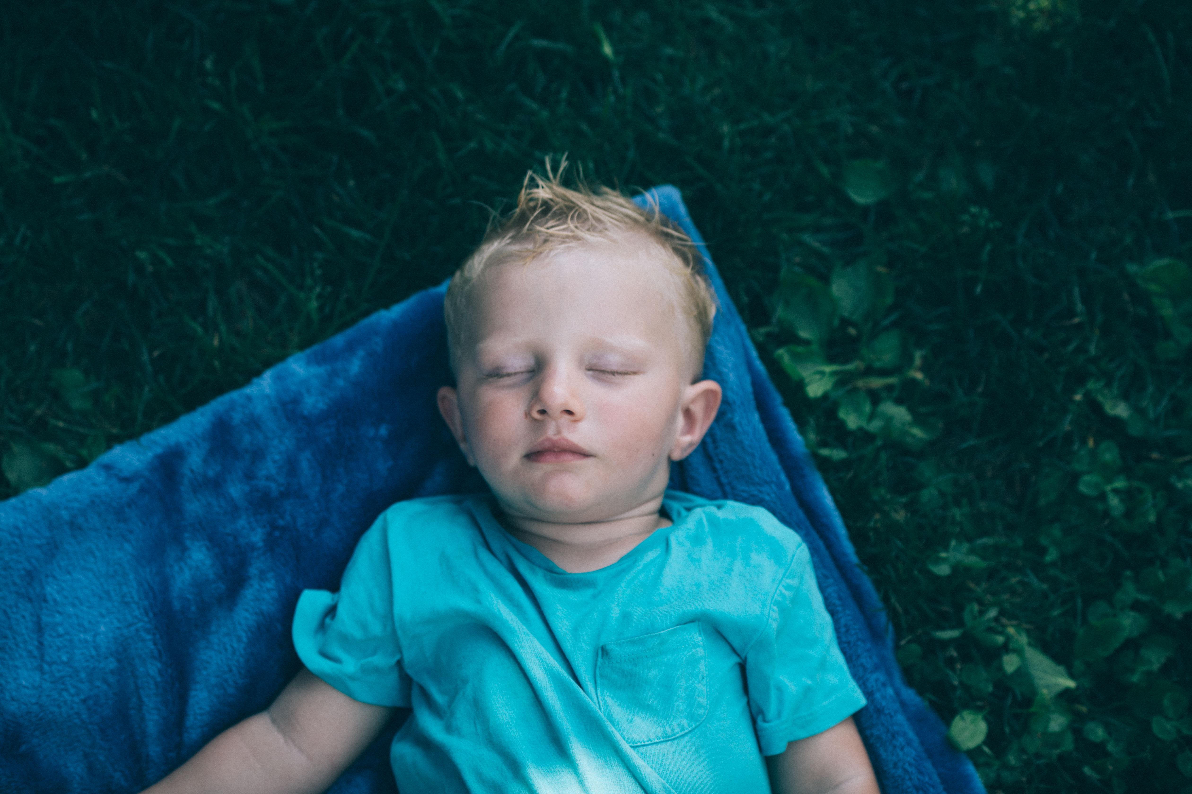 Ludovico dorme