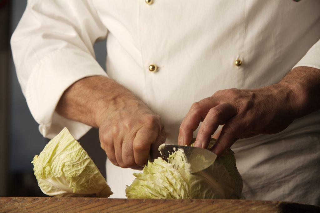 cavolo cappuccio ideale con il Tortel di Patate