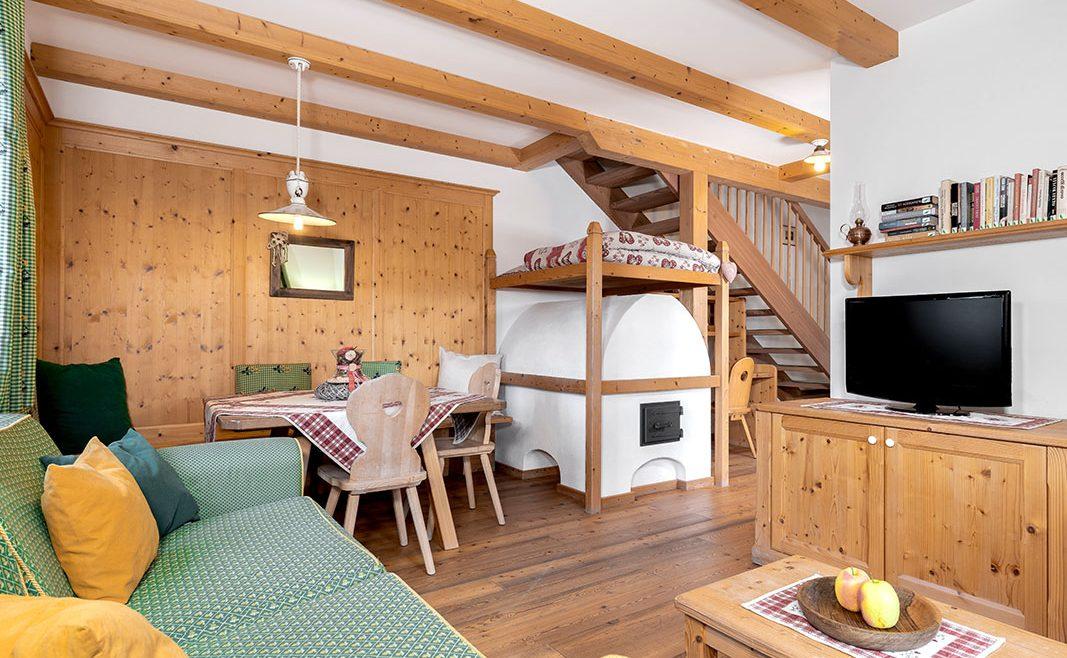 Chalet in Montagna | Baite per una vacanza romantica o relax